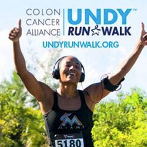 Colon Cancer Alliance Undy Run 2017 Catch It In Time